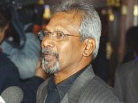 Mani Ratnam ready with his next