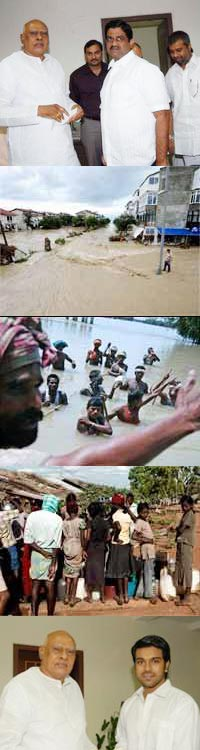 AP Flood situation Images