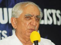 Jaswant says no to BJP even suspension is revoked