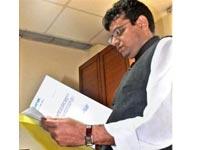Sridhar Babu calls for stringent action against  fake recruiting  agents