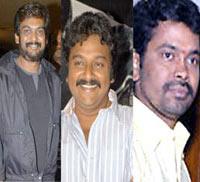 VV Vinayak, Sukumar and Puri – The tough trio.