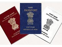 Youth with fake passport held