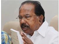 No disciplinary action on Konda Surekha: Veerappa Moily