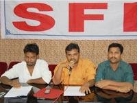 SFI to  stage  rally on Nov  5