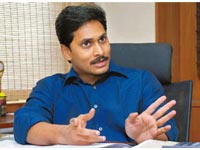 Jagan silent on electioneering for GHMC