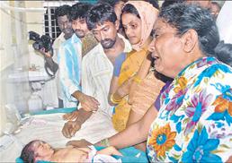 Shameless Doctors kill 6 infants.