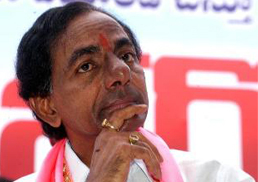 What does KCR really want?