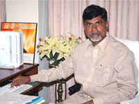 Naidu unhappy with T-stir turning violent