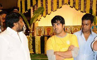 Ramcharan to go for inter caste marriage!