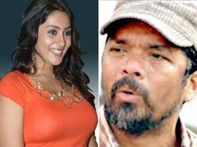 """Posani joins sexy Namitha for """"Miss Chintamani MA""""."""