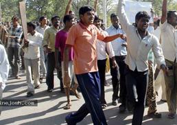 Telangana Action Force to target Andhra?