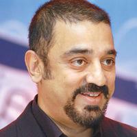 Hot actress denies it with Kamal Hasan.