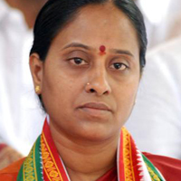 Konda Surekha, to speak for Telangana.