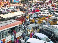 Traffic restrictions for Muharram