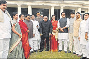 T-Ministers say no to Cabinet meetings.