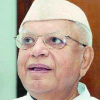 Tiwari attributes president arrival to his sex scandal.