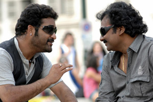 Jr. NTR with 'Seven' roles in single movie