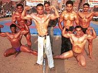 Khammam to host Natl body-building contests