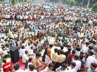 JAC 'co-existence' rally today