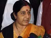 Sushma assures BJP support to T