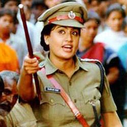 Sneha renamed as 'Next Vijayashanthi.'