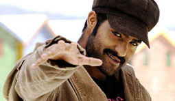 Junior NTR lessons to young heroes!