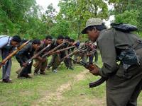 Maoists torch BSNL equipment room