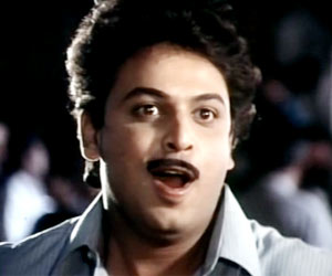 Actor Naresh changes his name for mother.