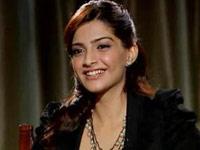 Sonam Kapoor is in love???
