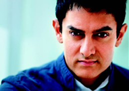 Aamir's birthday with 'Avatar' director!