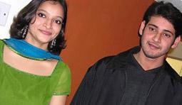 Mahesh Babu and Manjula: Same Blood.