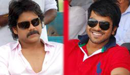 After Chiru, its Nag and Ramcharan.