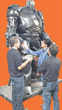 Rajini Vs 'Robot' Rajini