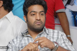 Junior NTR's first look after engagement.