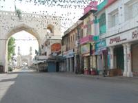 Curfew-bound areas return to normal