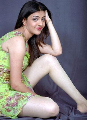 Tamil hero eyeing on Kajal beauties!