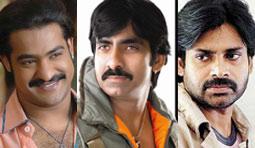 Spicy 'M': Junior NTR to Pawan Kalyan lastly to Raviteja.