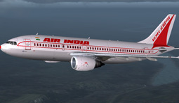 Comedy: Pilot in TOILET - Air India in AIR