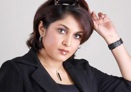 Ramyakrishna to repeat Nilambari feat