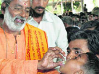 District authorities gear up to meet 'fish prasadam' rush