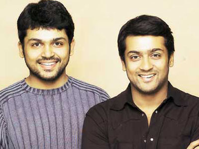 Mega Brothers in Tamil industry