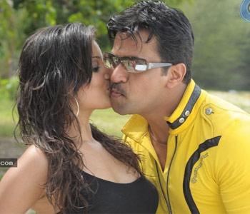 Arjun in Dalapathi