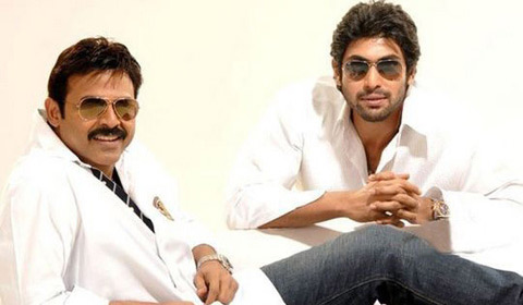 Rana joins Venky in 'No Title' battalion