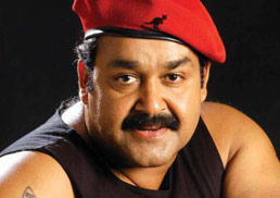 Mohanlal is a click away