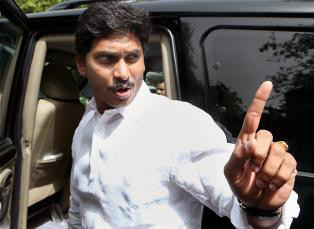 Jagan ready for 'YSR Congress Party'!