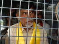 Naidu shifted to Harsur jail in Aurangabad
