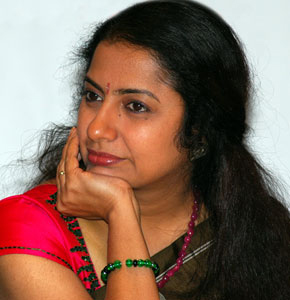 Suhasini set to rock with her performance