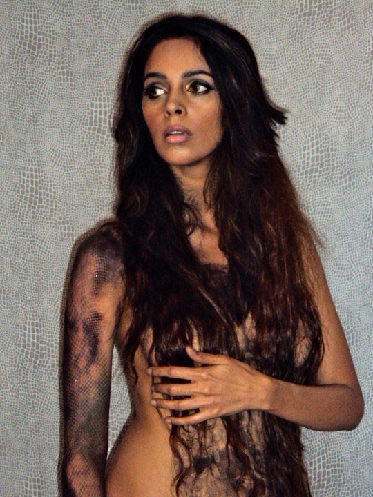 Is this too much from 'Nude' Mallika?