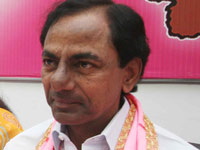 KCR warned by EC for puking filth
