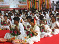 60 couples tie knots at Kalyanamastu